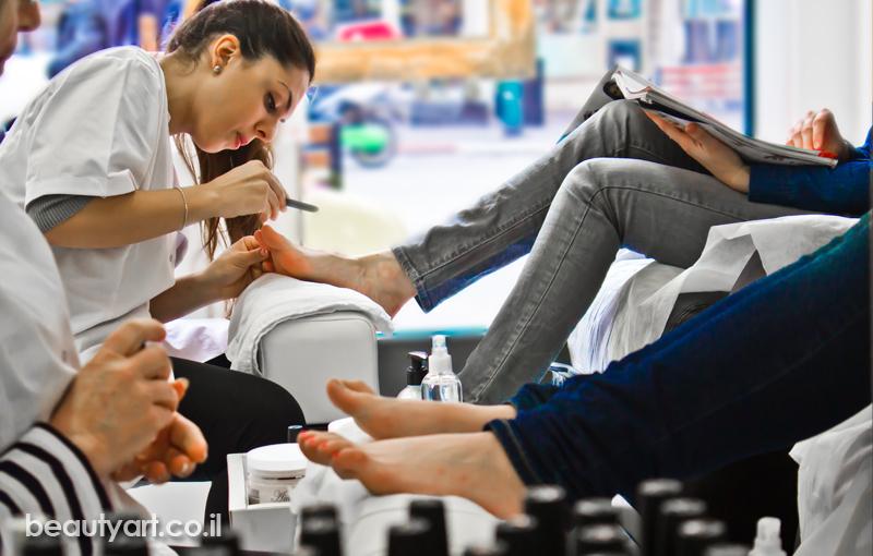 Salon beaut art le mieux tel aviv p dicure for Epilation salon de provence