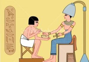 Manicure-history